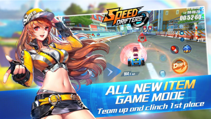 Garena launches Speed Drifters mobile racing game in the