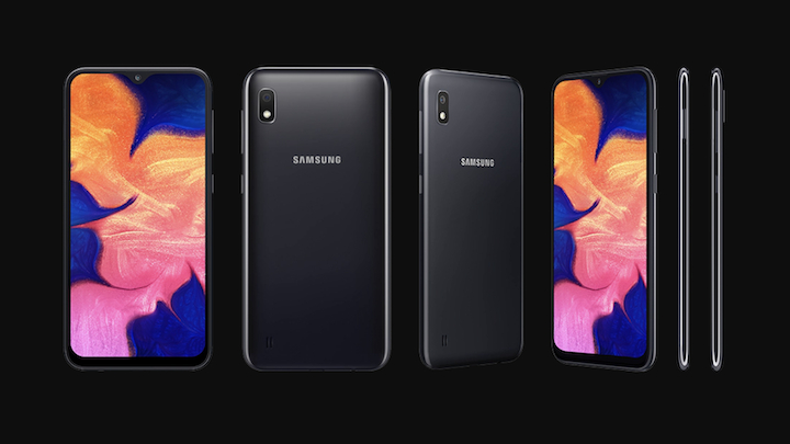 Samsung Galaxy A10 officially launches in the Philippines