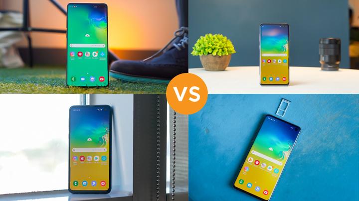 Samsung Galaxy S10 Vs S10 Vs S10e Vs S10 5g What S Different Yugatech Philippines Tech News Reviews
