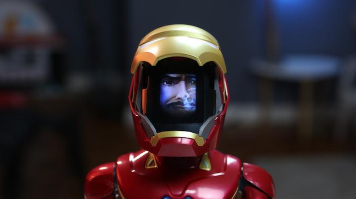 Iron Man MK50 Robot by UBTECH Review - YugaTech   Philippines Tech