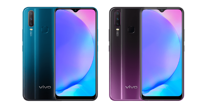 Vivo Y17 priced in the Philippines - YugaTech | Philippines Tech