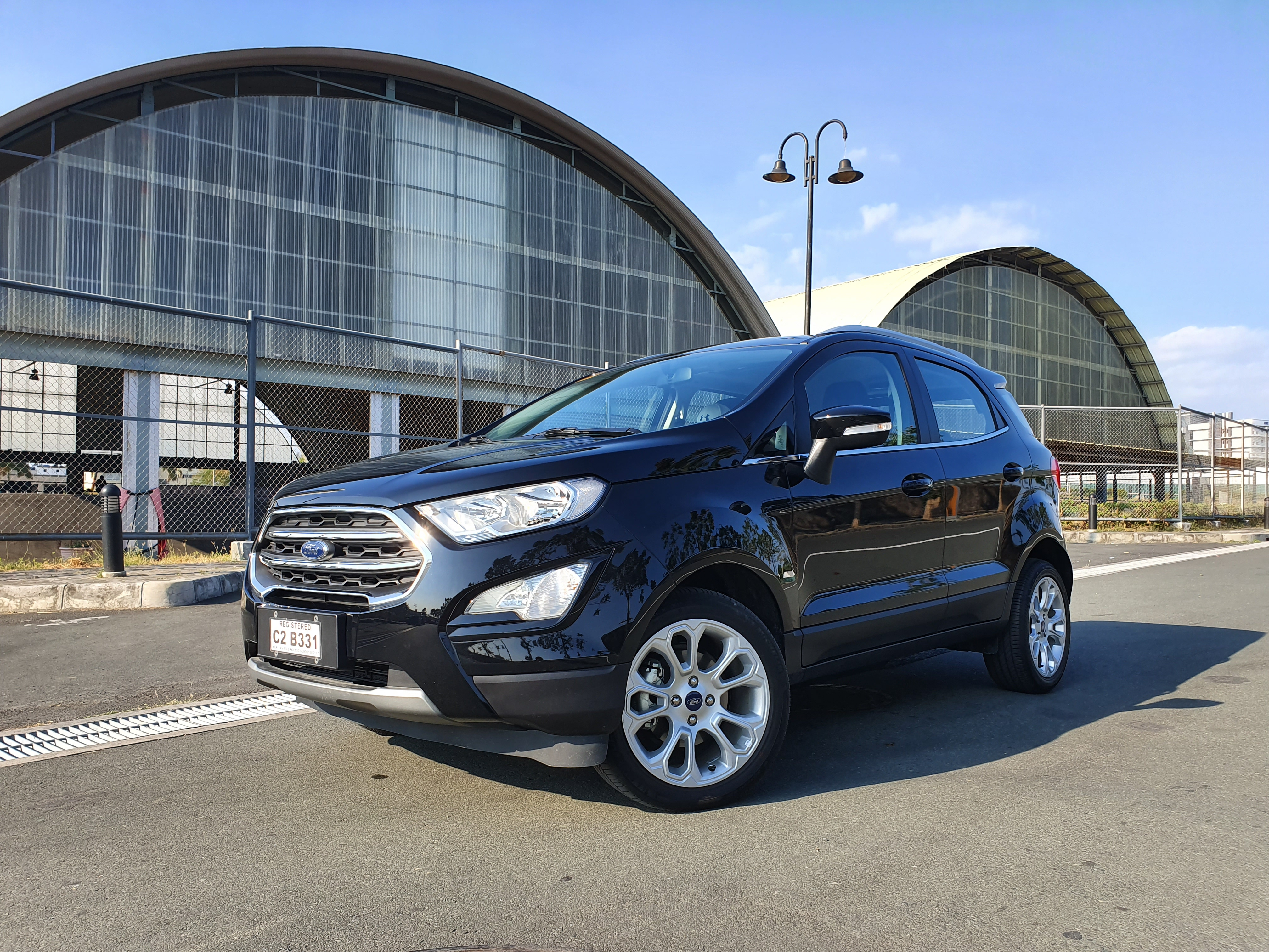 Ford Ecosport 2019 The Almost Perfect Crossover For The Philippines Yugatech Philippines Tech News Reviews