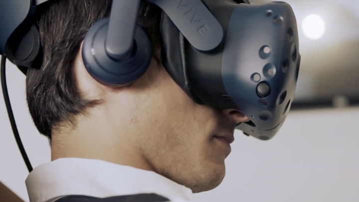 HTC launches Vive Pro Eye VR headset - YugaTech