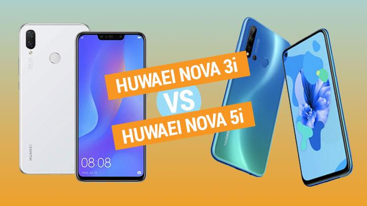Huawei Nova 3i vs Nova 5i: What's Different? - YugaTech