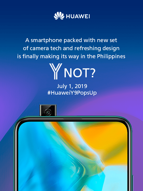 Huawei Y9 Prime 2019 to launch in the Philippines - YugaTech