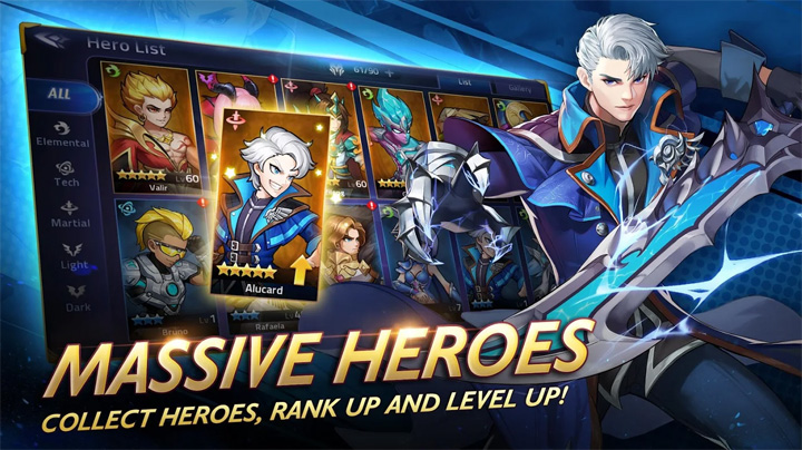 Mobile Legends: Adventure is an MLBB-based Idle RPG spinoff