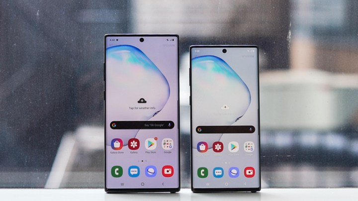 Samsung Galaxy Note 10 Series officially launched in the