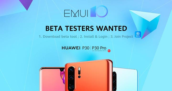 Huawei EMUI 10 Beta Test registration now up - YugaTech
