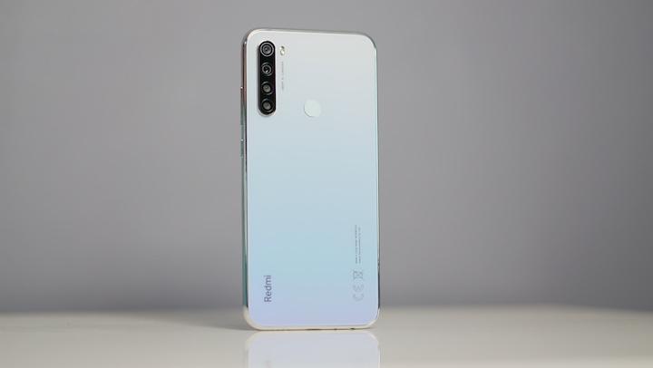 Xiaomi Redmi Note 8 -budgetphone