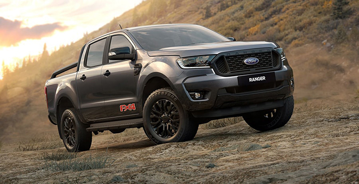 Ford Launches Ranger Fx4 Enhancements For The Ranger Lineup Yugatech Philippines Tech News Reviews