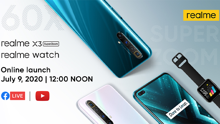 Realme X3 Superzoom To Launch In Ph On July 9 Yugatech