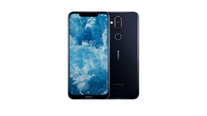 Nokia 8.1 Ctslover