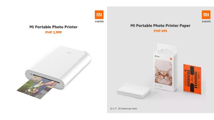 Mi Portable Photo Printer 3 Ctslover