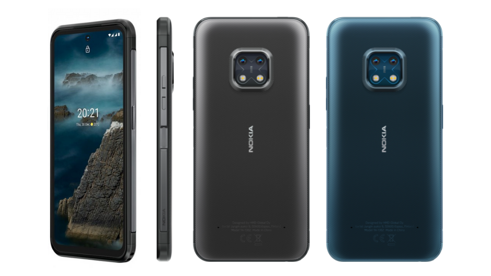 Nokia XR20 rugged phone with 5G now official