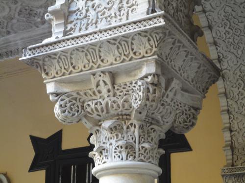 Visita a casa palacio condesa de lebrija conociendo sevilla for Alquiler de casas en lebrija sevilla