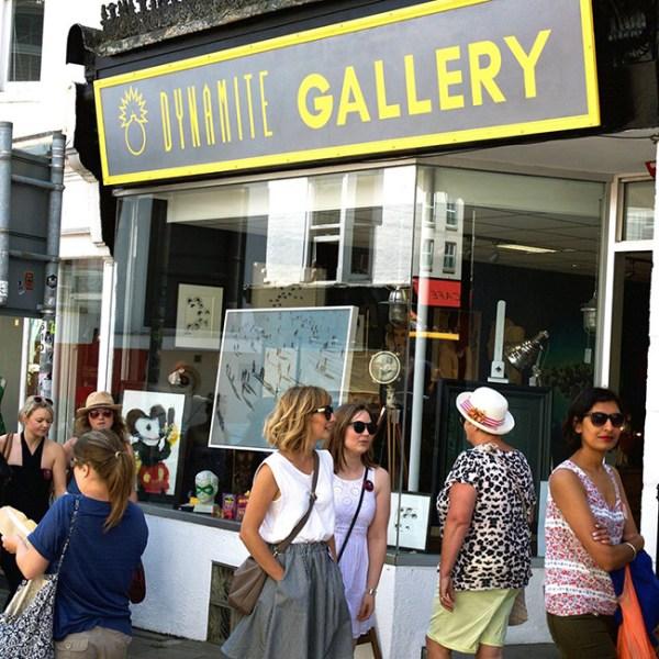 Dynamite Gallery Brighton