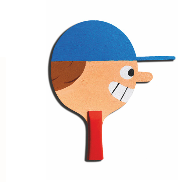 Elliot Kruszynski - Art of Ping Pong