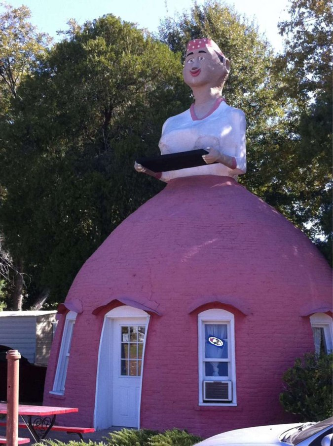 Mammy's Cupboard, Natchez