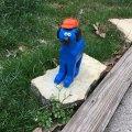 Clay Dog by Nicole Cmar