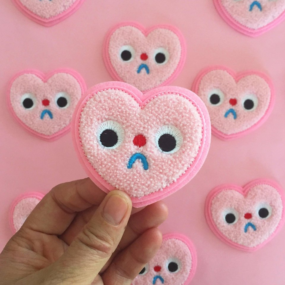 Pey Chi heart patch