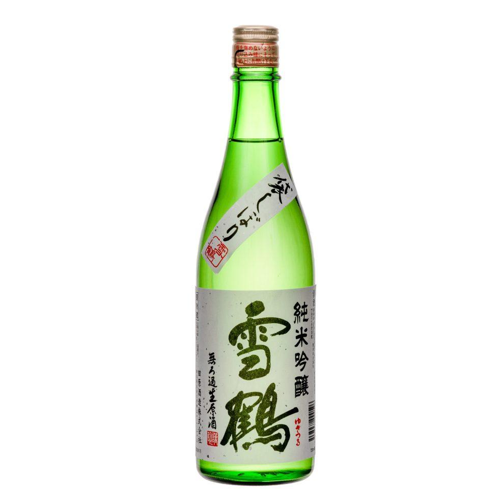 雪鶴 純米吟醸 無濾過原酒