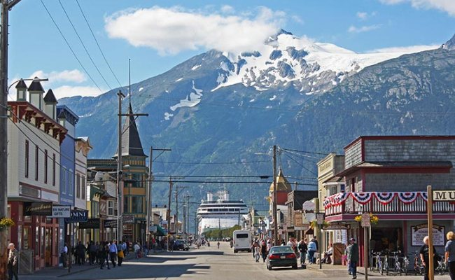 Skagway Alaska Archives Yukon Territory Information