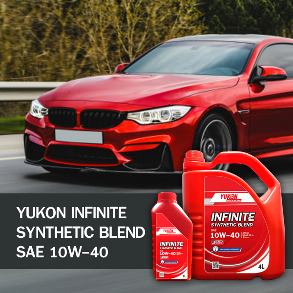 YUKON INFINITE SYNTHETIC BLEND