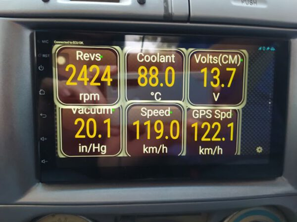 OBD display