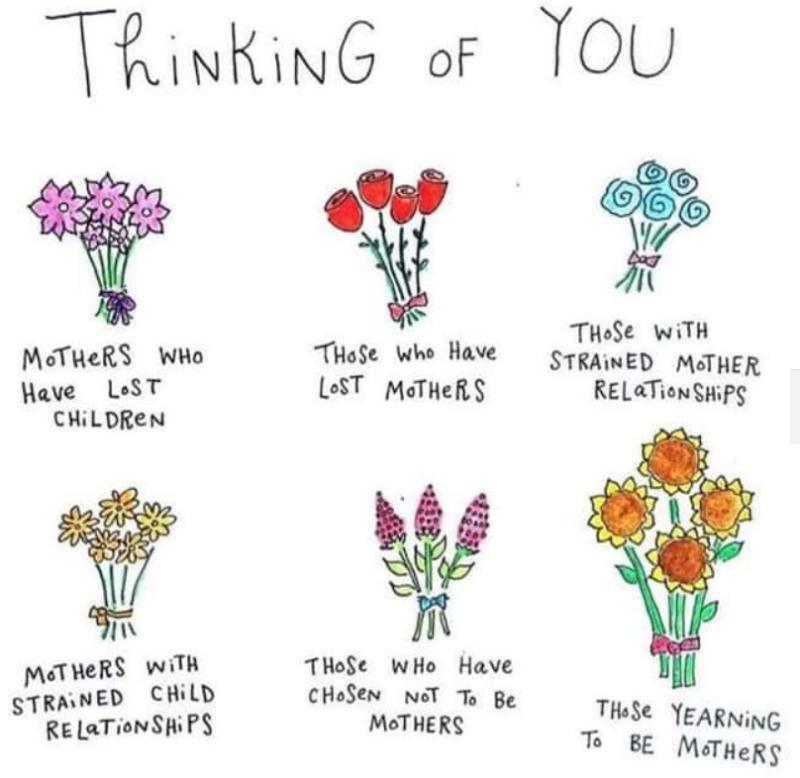 to all the mothers happy day