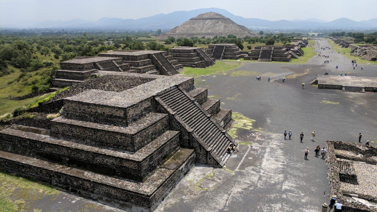 Voyage au Pérou et Mexico city 2em partie