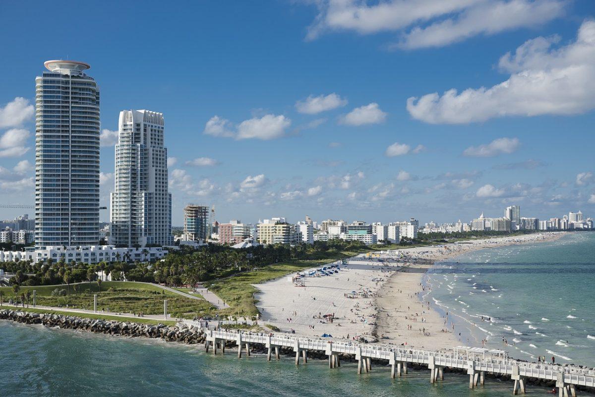 Vols sans escale d'Ottawa pour Miami à partir de seulement 252$ aller-retour
