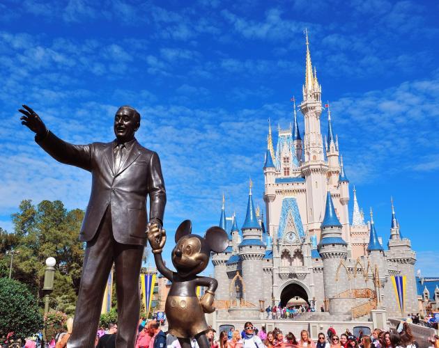 Vols à bas prix de Plattsburgh pour Orlando 94$USD (127$CAD) aller-retour
