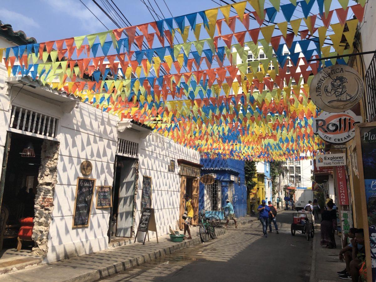 Mon voyage en Colombie – Chapitre 6 – Cartagena de Indias, la perle de la Colombie?
