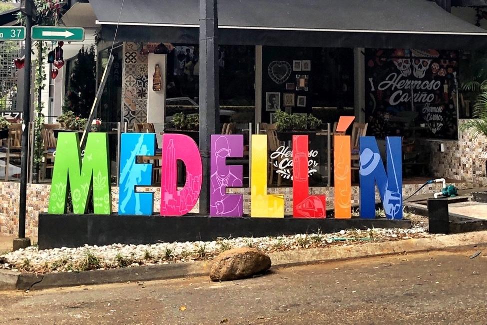 Mon voyage en Colombie – Chapitre 3 – Medellín, renaître de ces cendres