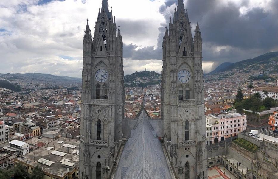 Un mois d'aventure en Équateur – Chapitre 4 – La capitale de l'Équateur, la grande Quito