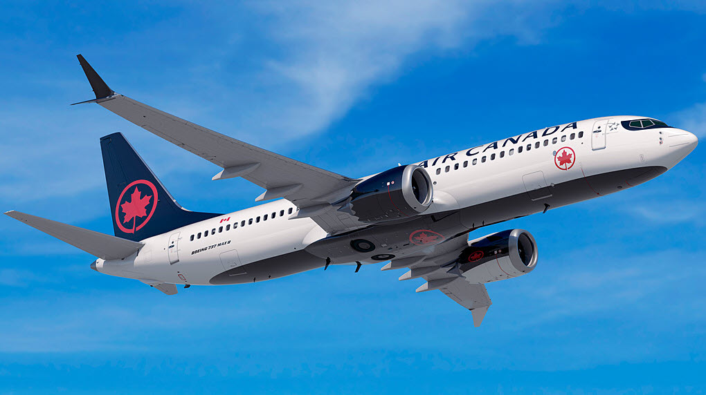 Transport Canada restricts Canadian airspace to Boeing 737 MAX aircraft