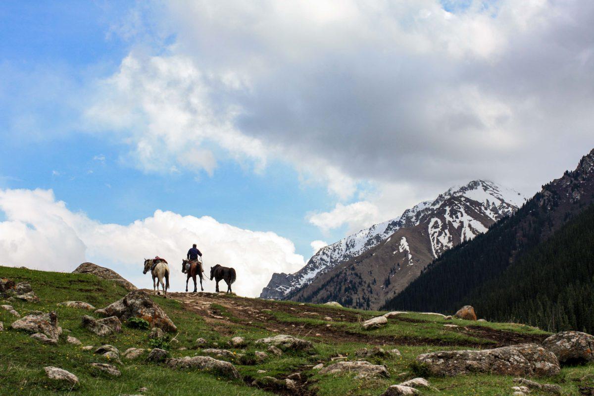 5 raisons de visiter le Kirghizistan