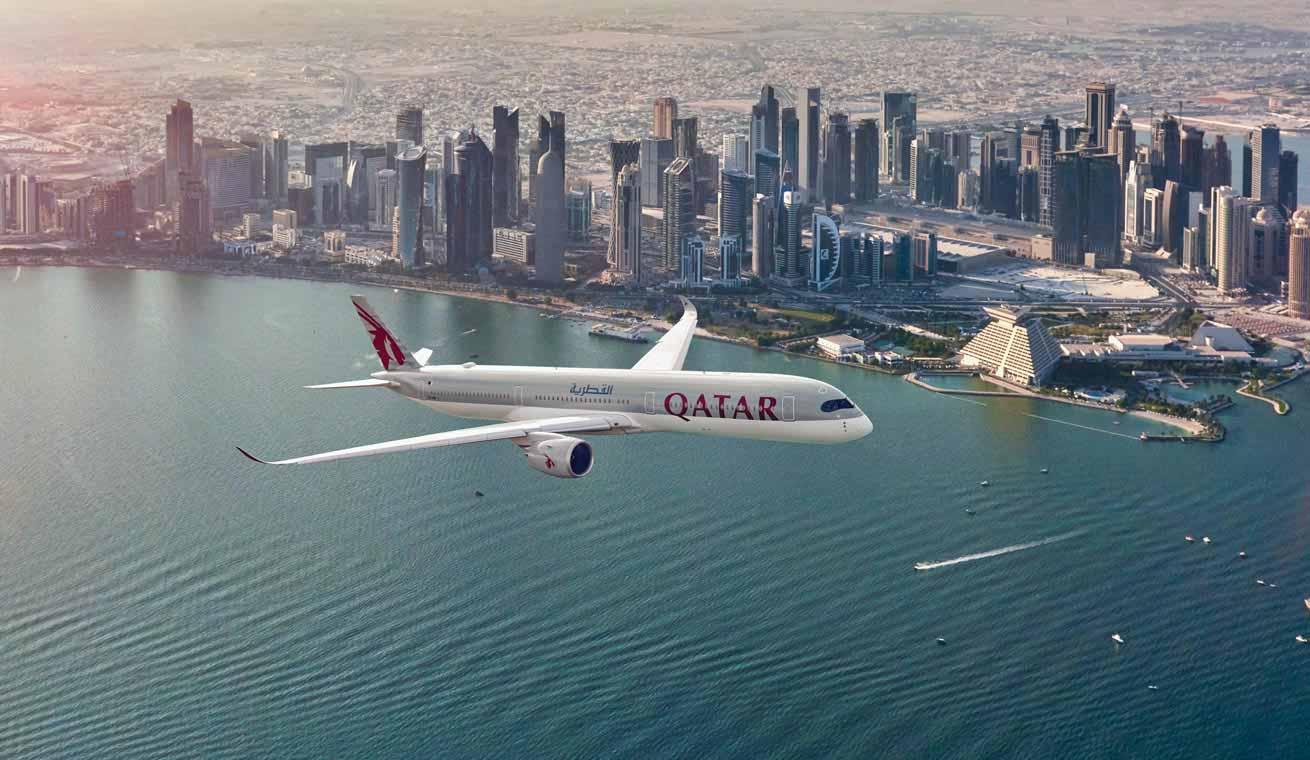 Voilà pourquoi choisir une longue escale au Qatar.