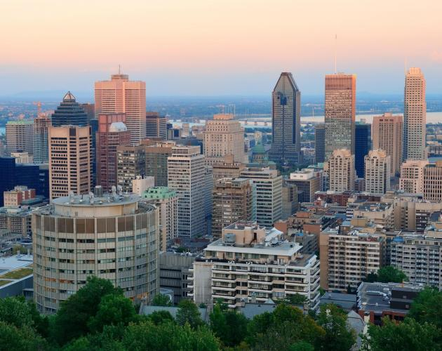 Flights on sale from Calgary to Montreal 239$ R/T