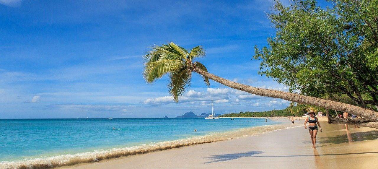 Vols sans escale pour la Martinique à partir de 197 € aller-retour de Paris