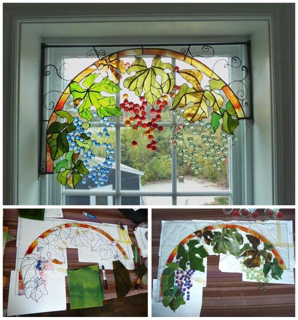Stained Glass Mosaic Yuliya Chernyshova