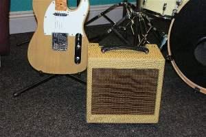 Yuma Gold 5T Valve Amplifier