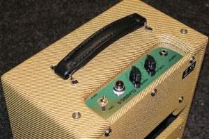 YG-5T : 5W Practice Valve Amplifier for Guitar