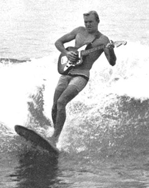 Dick Dale Surf Guitar Tube Reverb Effect Unit