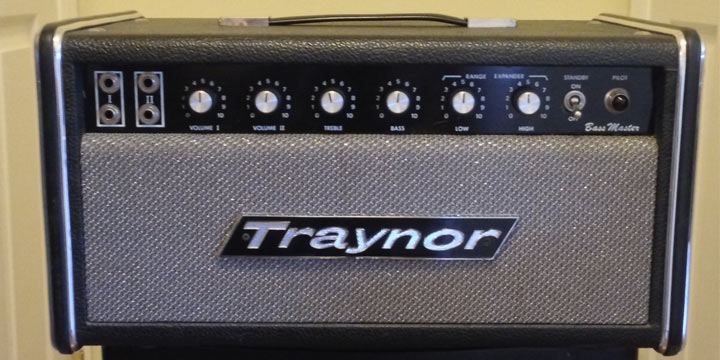 Buy Replacement Valve Kits for TRAYNOR Guitar Amplifiers