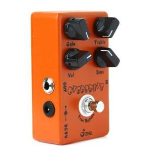 CP-18 Caline Orange Burst Overdrive Guitar Effect Pedal