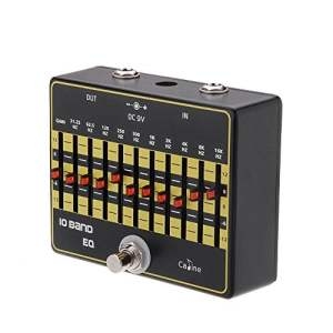 CP-24 Caline 10-Band EQ Equalizer Guitar Pedal