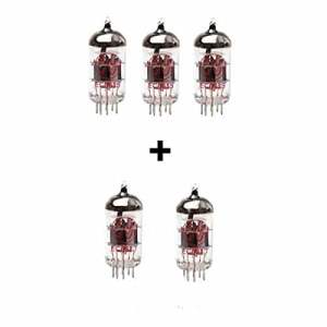Replacement Valve Kit for Marshall DSL1 50th Anniversary - guitar amp repair tubes