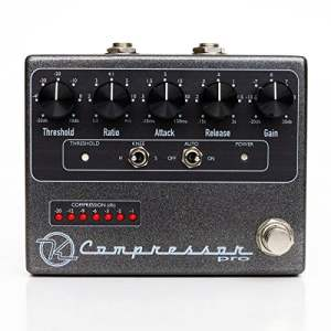 Keeley KCPro Compressor Pro Guitar Effects Pedal : Keeley Boutique Guitar Effects Pedals