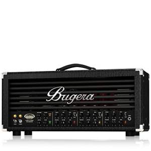 Bugera TRIREC INFINIUM Boutique Style 100W 3 Channel Valve Amplifier Head